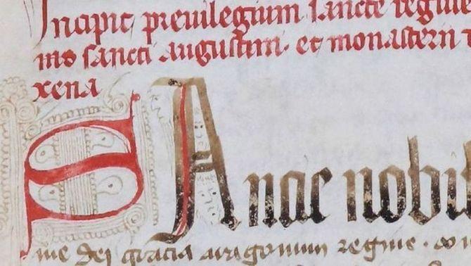 Codi de Blanca d'Aragó