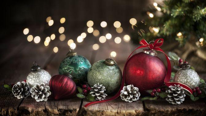 10 boles de Nadal per 10 mesos de Covid