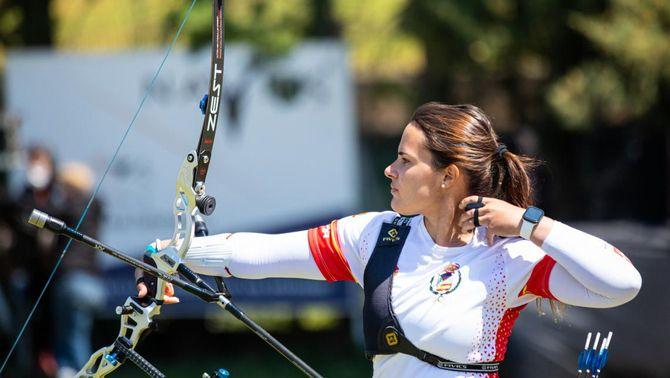 Èlia Canales guanya el Gran Premi d'Europa de Tir amb Arc