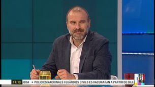 """Josep Pagès: """"Els vots particulars en el recurs a Turull són molt importants de cara a la lectura que en pugui fer Europa"""""""