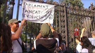 """10 anys d'""""Aturem el Parlament"""", amb la causa judicial encara oberta"""