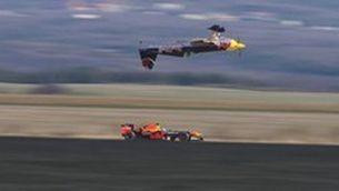 L'últim invent de Red Bull per promocionar el Gran Premi de Fórmula 1 d'Àustria