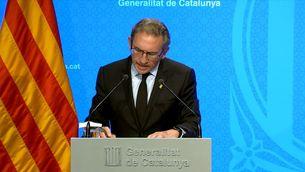 La Generalitat no troba banc que avali les fiances imposades pel Tribunal de Comptes als exalt càrrecs