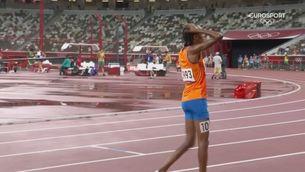 L'impressionant última volta de Sifan Hassan per guanyar l'or olímpic dels 5.000 m