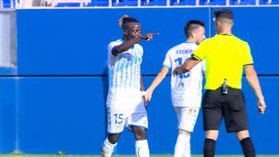 Crits racistes a l'estadi Johan Cruyff durant el partit del filial contra el Costa Brava