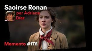 Saoirse Ronan, per Adriana Díaz: mirada de futur