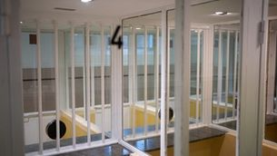 Com es veu la presó de Wad-Ras des de dins?
