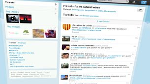 La xarxa s'ha omplert de comentaris donant suport a la campanya #1Català1arbre.