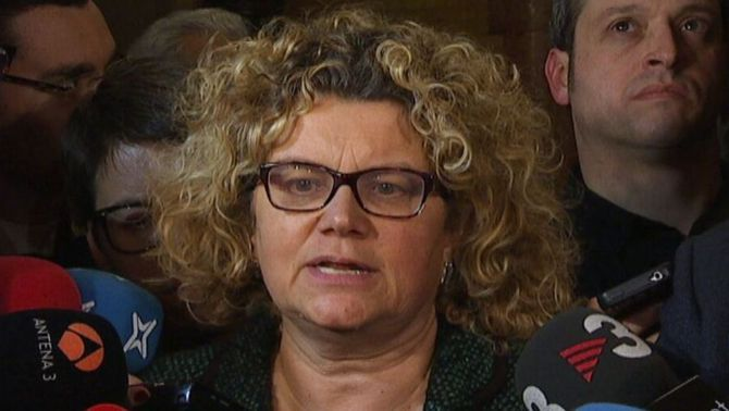 """Marina Geli ha justificat la no participació per """"respecte"""" a l'electorat."""