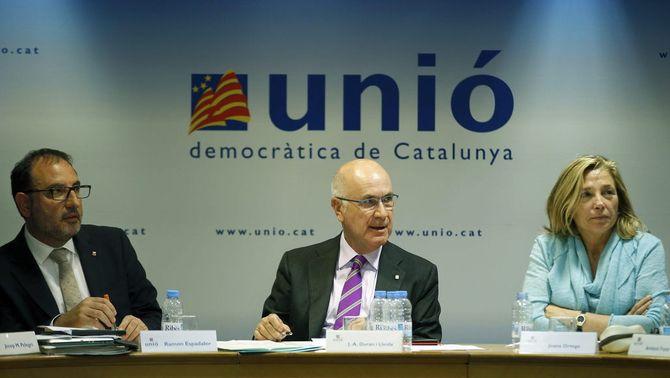 Unió no preguntarà directament sobre la independència en la consulta a la militància del 14 de juny