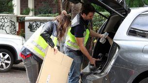 La Policia Nacional registra la seu de les empreses relacionades amb Jordi Pujol Ferrusola (ACN)