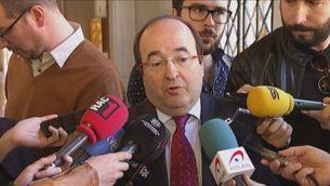 Negociacions pràcticament trencades a Madrid