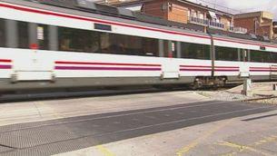 Foment només paga la meitat el cobriment de les vies del tren a Montcada
