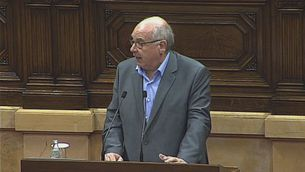 El Parlament revoca De Alfonso