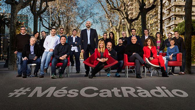 Nous continguts i noves veus a +CatRàdio, el dial digital de Catalunya Ràdio
