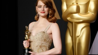 And the Oscar goes to... Emma Stone