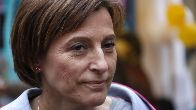 """Forcadell: 11.5 years in prison for her """"decisive role"""" in the creation of a """"parallel legal system"""""""