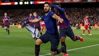 """Barça, 2 - At. Madrid, 0. Els gols a """"LaTdT"""""""