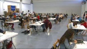 Final del concurs Fem matemàtiques a Tarragona