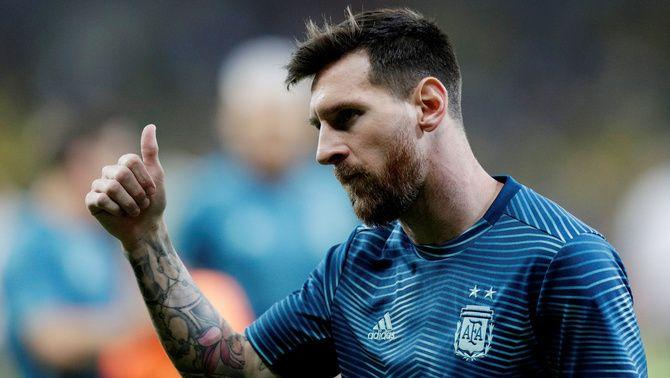 Els respiradors donats per Messi, abandonats des de fa 10 mesos