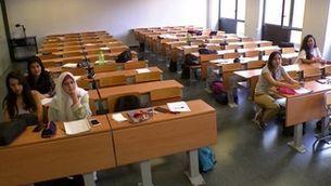Els fills de famílies amb pocs estudis estan infrarepresentats a la universitat
