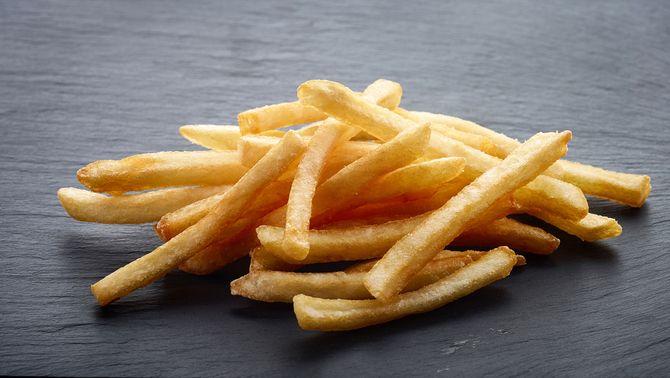 El secret de les patates fregides perfectes