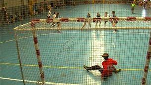 #HandbolEnMarxa, la campanya en confinament de l'handbol català
