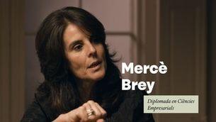 """Mercè Brey: """"Empreses i societat canviaran quan homes i dones deixin manifestar més la seva part femenina"""""""