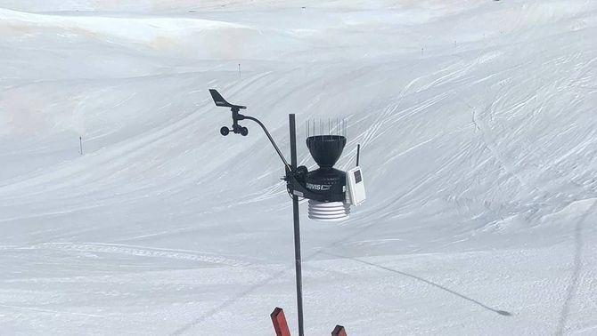 Temperatura rècord de -34,1 al Clot del Tuc de la Llança, al Pirineu