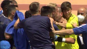 El Barça B cau als penals contra l'UCAM