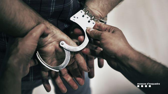Dos detinguts per la mort d'un home en una baralla a Gualba