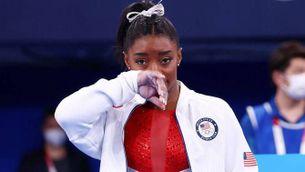 Simone Biles als Jocs Olímpics de Tòquio
