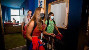 La Masia obre la porta a jugadores per primera vegada