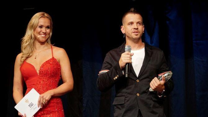 Dabiz Muñoz ha recollit el premi en una gala presencial a Amsterdam (EFE/Imane Rachid)