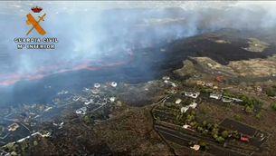 Erupció hawaiana del volcà de La Palma