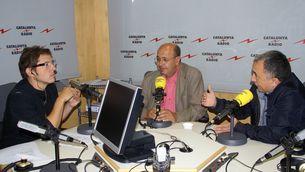 Els líders de CC.OO i UGT a Catalunya, entrevistats per Manel Fuentes.