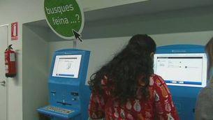 L'atur ja supera el 19% a Catalunya