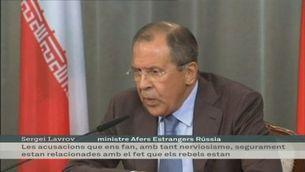 Rússia nega cap invasió a Ucraïna