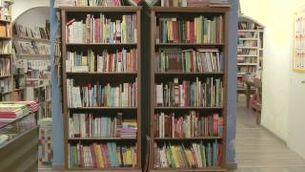 Via llibre - Reportatge literatura infantil i tancament Any Vinyoli