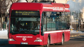 Autobús d'Estocolm