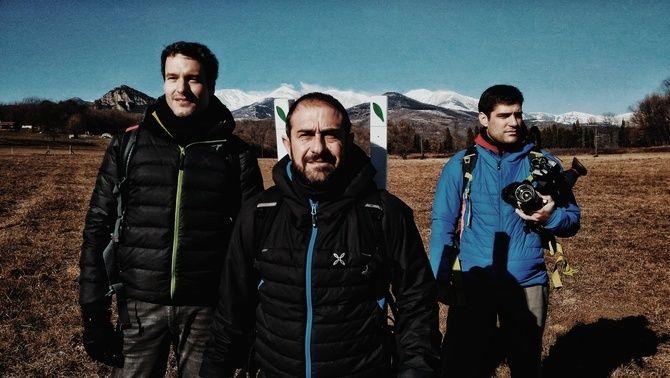Els periodistes Carles Costa, Eloi Vila i Marc Juan buscaran el rastre que ha quedat de la Guerra Civil Espanyola al territori i entre la seva gent