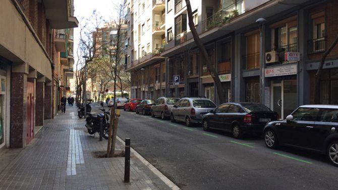 L'Ajuntament de Barcelona preveu finalitzar la Superilla del barri de la Maternitat i Sant Ramon aquest 2018