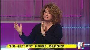"Lola Álvarez al ""Tot es mou"""