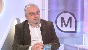 """Joan Guix: """"Cal una comissió de la veritat sobre la gestió de la pandèmia"""""""