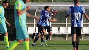 L'Espanyol empata contra el Granada en el tercer partit de pretemporada