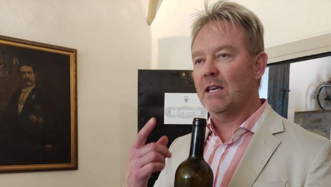 La bogeria vitivinícola d'un gringo a Osona