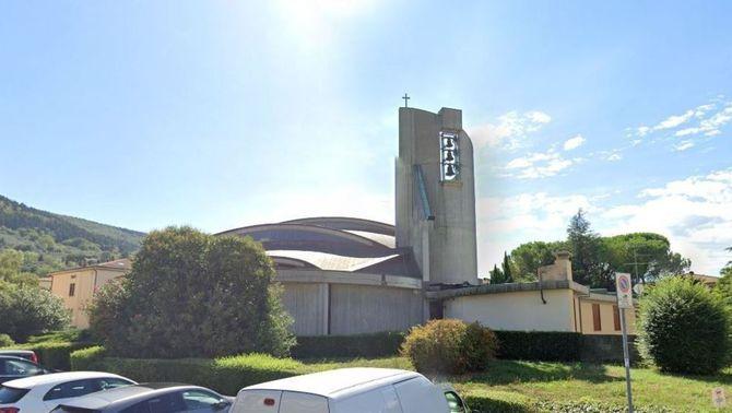 El capellà ha estat a càrrec de la parròquia de l'Annunciazione de Prato durant 12 anys (Google Maps)