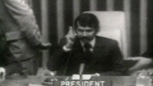 Mor l'expresident algerià Abdelaziz Bouteflika, president durant 20 anys malgrat un ictus