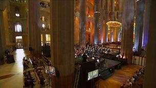 La Filharmònica de Viena, a la Sagrada Família