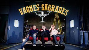 """""""Les vaques sagrades"""", dilluns estrena, a Esport3"""